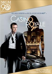Casino Royale (2006) cover
