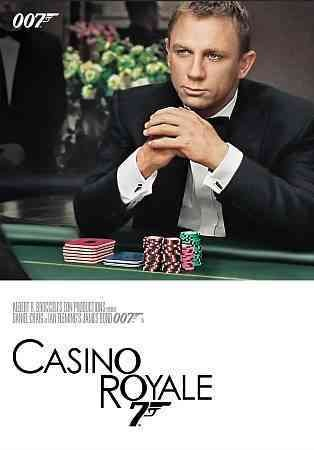 Casino Royale (2006) (DVD) cover