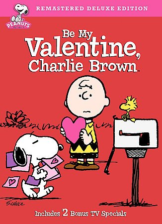 Be My Valentine, Charlie Brown (Remastered Deluxe Edition) cover