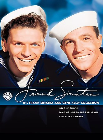 The Frank Sinatra and Gene Kelly Collection (On the Town / Anchors Aweigh / Take Me out to the Ball Game) cover