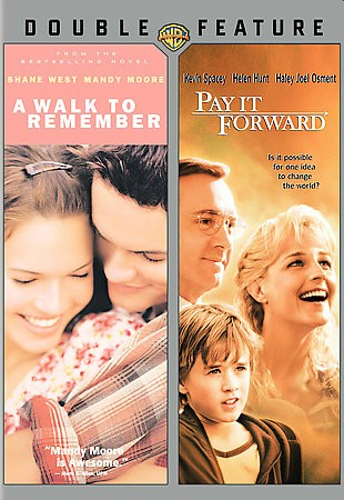 Walk to Remember, A/Pay It Forward (DBFE) (DVD)