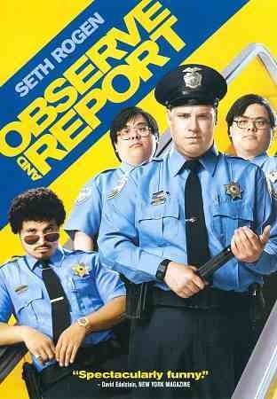 Observe and Report cover