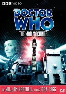 Doctor Who: The War Machines (Story 27) cover