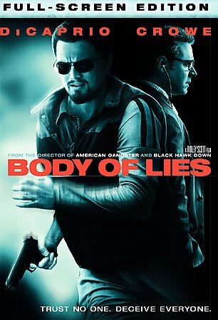 Body of Lies (Full Screen Edition) cover