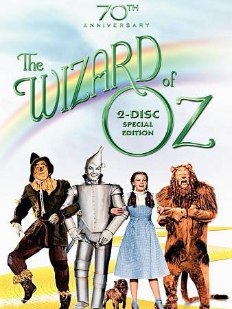 The Wizard of Oz (70th Anniversary Two-Disc Special Edition) cover