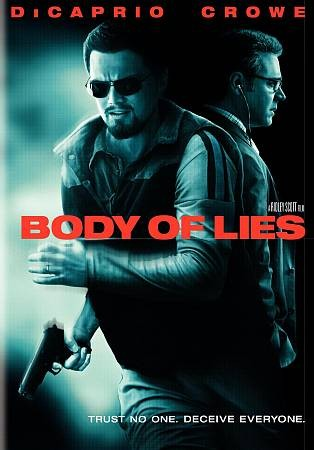 Body of Lies cover