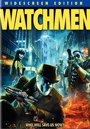 Watchmen (Theatrical Cut) (Widescreen Single-Disc Edition) cover