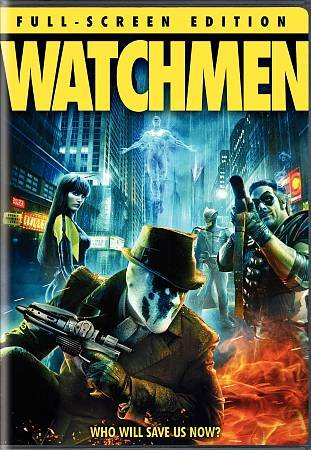 Watchmen (Full Screen Edition) cover