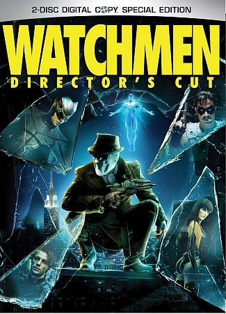Watchmen (Director's Cut) cover