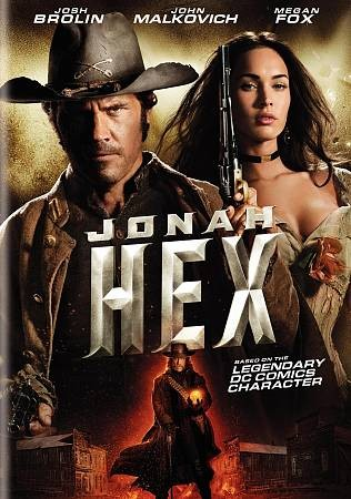 Jonah Hex (DVD) cover