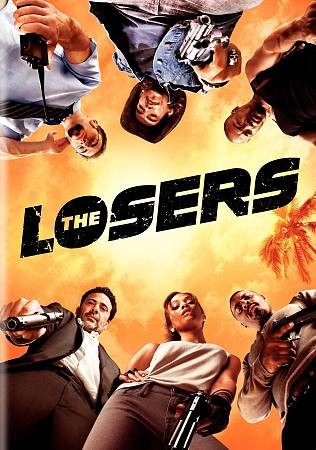 The Losers cover