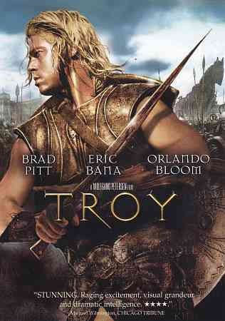 Troy (DVD) (WS) cover