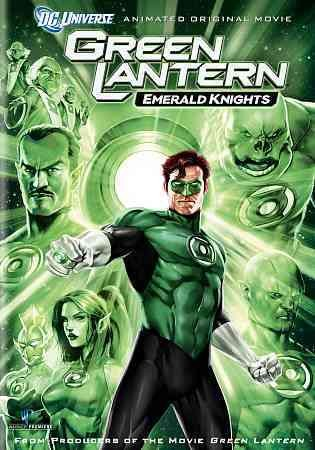 Green Lantern: Emerald Knights cover