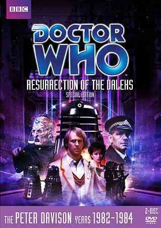 Doctor Who: Resurrection Of The Daleks (Special Edition) (Story 134) cover