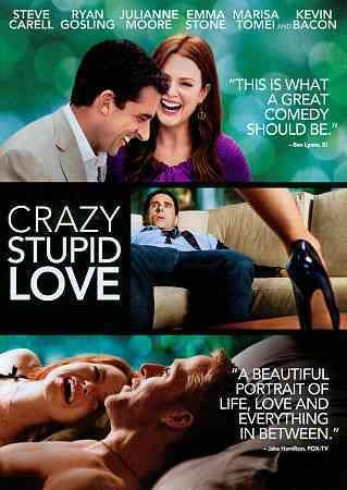 Crazy, Stupid, Love cover
