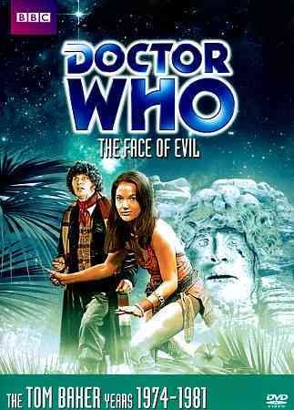 Doctor Who: The Face of Evil (Story 89) cover
