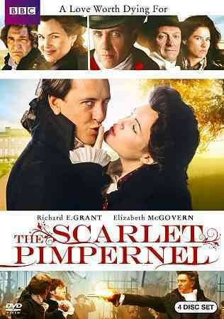 Scarlet Pimpernel, The: The Complete Series cover