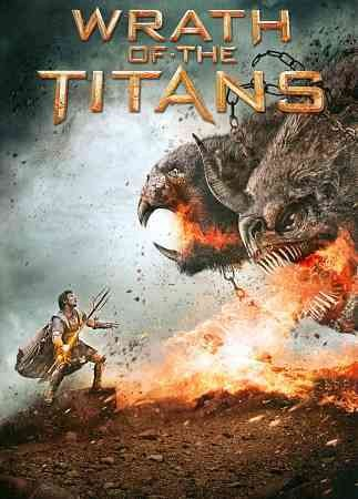 Wrath of the Titans cover