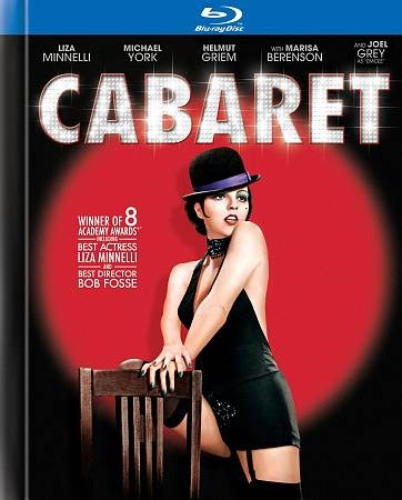 Cabaret (Blu-ray Book) cover