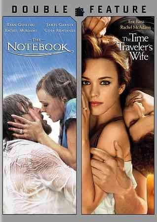 Notebook, The / Time Traveler's Wife, The (DVD) (DBFE) cover