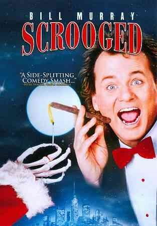 Scrooged cover