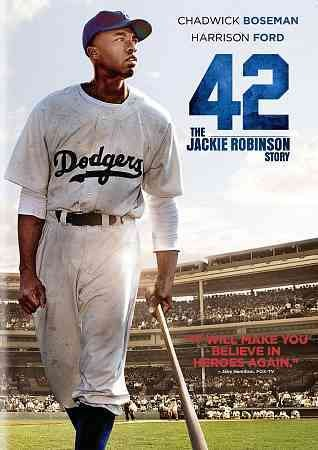 42: The Jackie Robinson Story cover