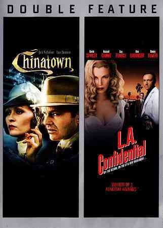 Chinatown/ L.A. Confidential (DVD) DBFE cover