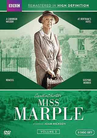 Miss Marple: Volume Three cover
