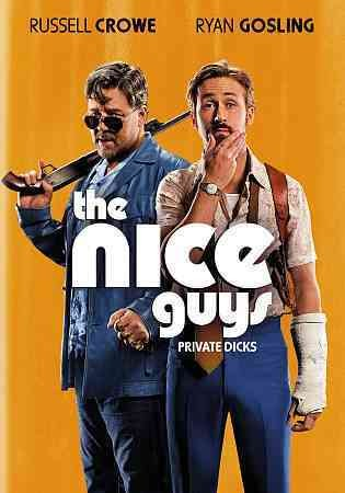 The Nice Guys (DVD) cover