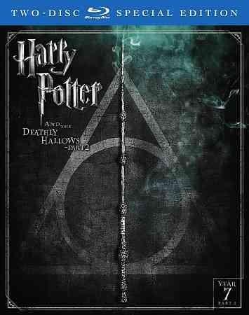 HARRY POTTER & THE DEATHLY HALLOWS-P2