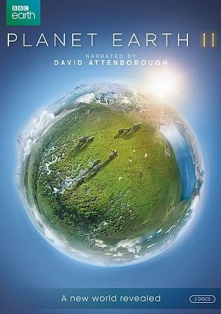 Planet Earth II cover
