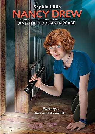 Nancy Drew and The Hidden Staircase (DVD) cover
