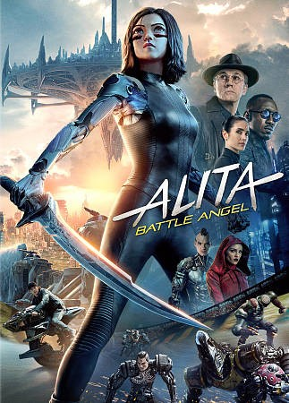 Alita : battle angel.