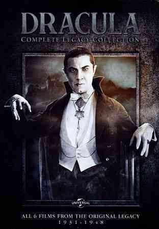 Dracula : complete legacy collection