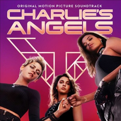 CHARLIE'S ANGELS ORIGINAL MOTION PICTURE SOUNDTRACK (CD)