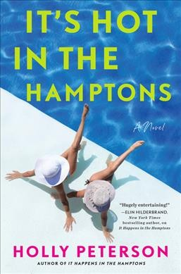 It's hot in the Hamptons : a novel