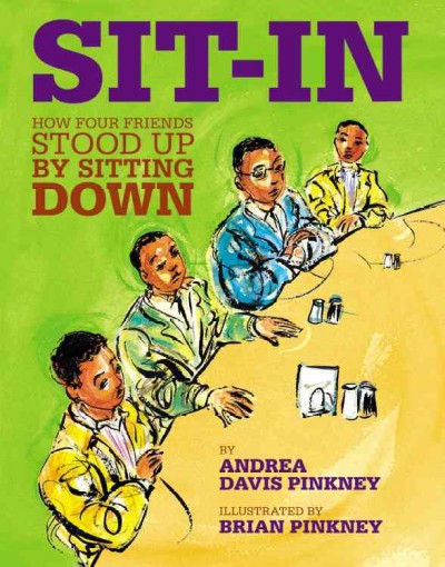 Sit-in : how four friends stood up by sitting down
