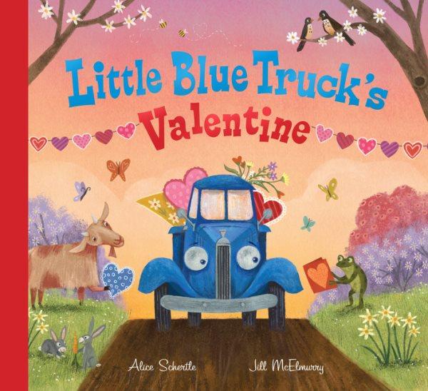 Little Blue Truck's valentine