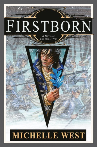 Firstborn : a house war novel