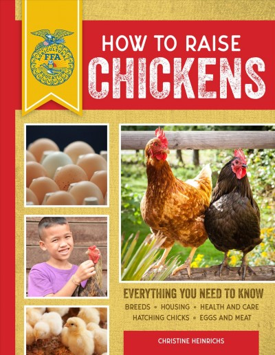 How to raise chickens : everything you need to know