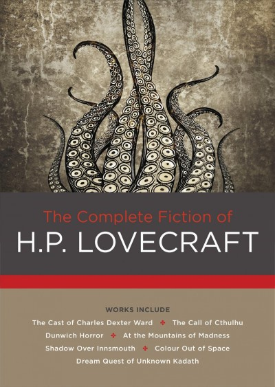 The complete fiction of H. P. Lovecraft.
