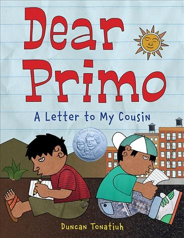 Dear Primo : a letter to my cousin