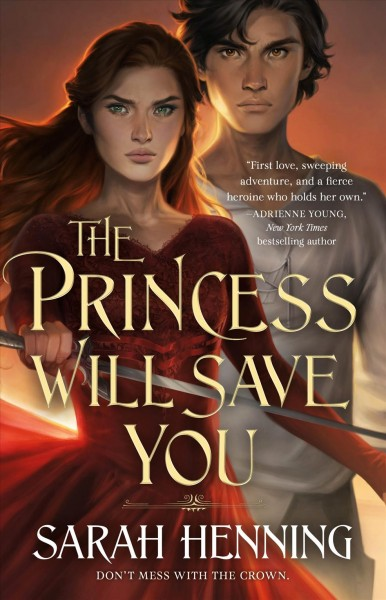 Kingdoms of Sand and Sky. #1 : The princess will save you