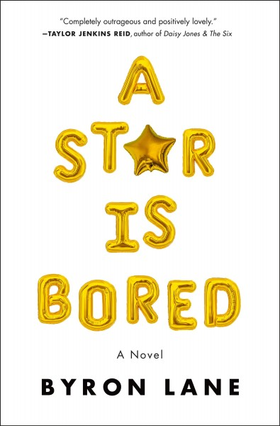 A star is bored [PUBLICATION DELAYED UNTIL 7/28/2020]