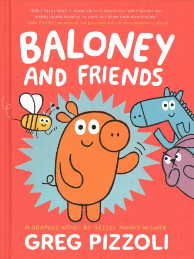 Baloney and Friends. #1