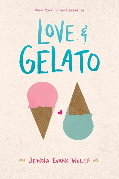Love & Gelato. #1