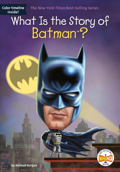 What is the story of Batman?