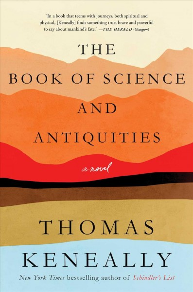Book of science and antiquities : a novel