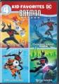 Batman beyond. 4 kid favorites [videorecording].