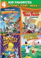 Looney tunes. 4 kid favorites Looney tunes movies [videorecording]
